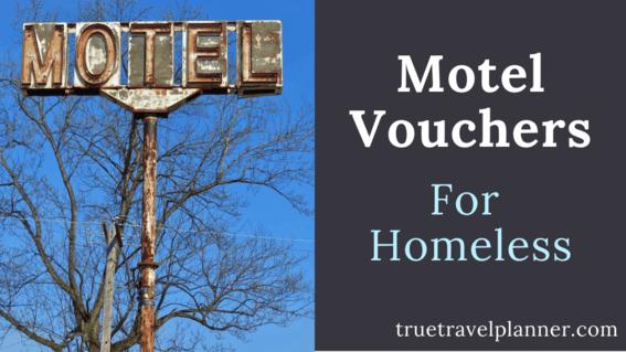 Motel Vouchers For Homeless