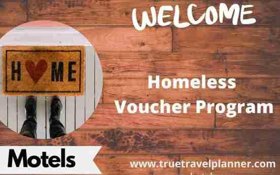 Motel Vouchers for Homeless Online